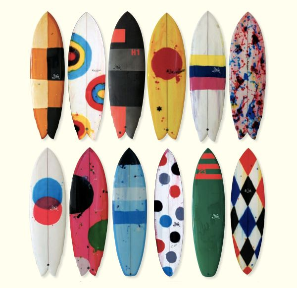 What Paint To Use On Surfboard Blank